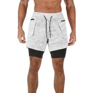 2020 New Summer Hommes Course à Pied Shorts maille séchage rapide droite Pantalon Fitness Factory Direct Collants Trainning exercice Shorts