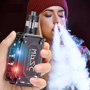 Cool 150W Kit Vape Kit 150W Box MOD Laser E-сигарета Vape Комплект Vape с распылителем Electronic Cigarette Kit Vaporizer Vapander Pen