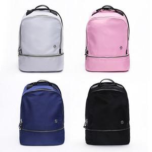 LU Mountaineering Designer Luxury Men And Women Travel Trend Sports Fashion Bag Simple Backpack Backpack Fashion High-end Yoga Epwql