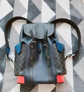 2020 Top Qualität designer Luxus Mode Zeigt Herren Christopher Pm Rucksäcke Handtaschen Oxidierte Leder Business Totes Messenger Bags M51457