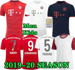 Bayern Múnich 19 20 COUTINHO INICIO Munchen camiseta de fútbol 2019 2020 REPRODUCTOR DE FAN Lewandowski MULLER ANIVERSARIO 120ª Camiseta de fútbol AUSENTE tercer
