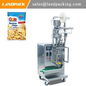 Multifuncional Banana Chip Fruit Formulário Vertical Chip Fill Seal Máquina secas máquina de embalagem de frutas