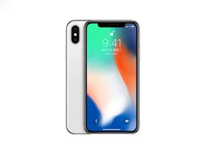 "Original Unlocked refurbished iPhone X apple Hexa Core 256GB 64GB ROM 3GB RAM Dual Rear Camera 12MP 5.8"" 4G LTE Face ID"