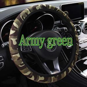 copertura del volante del fumetto creativo guanti auto simpatico peluche copertura del volante del mouse