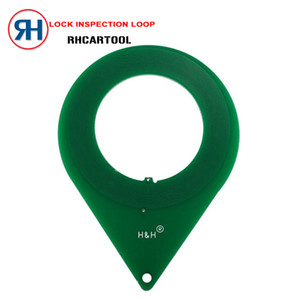 Auto Key Lock Loop For most of cars Green Inspection Loop Indispensable For Locksmith Or Key Programmer