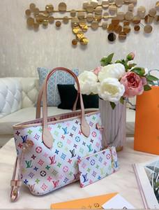 Womans New Satteltasche Echtes Leder-Handtaschen-Oblique Schultertasche Designers Umhängetasche Messenger Bags Wallet Christian Taschen Damenhandtasche B19
