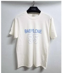 05Luxury designer fashion classic mens color striped shirt cotton mens designer T-shirt designer polo shirt