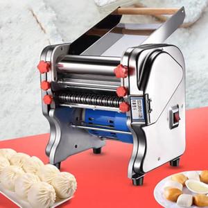 Electric Stainless Steel Noodle Press Machine Roller Hand Crank Pasta Maker Dumpling Wonton Dough Hanger Spaghetti Cutter