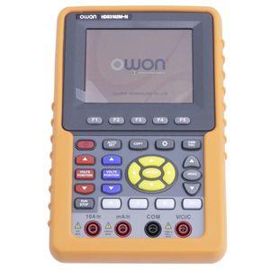 OWON Scopemeter de mano Multímetro Cymometer Dual Digital Storage Oscilloscope HDS3102M-N