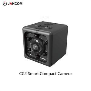 JAKCOM CC2 كاميرا مدمجة الساخن بيع في كاميرات الفيديو كما مدفع كاميرا قوس الشاش مصغرة كاميرا