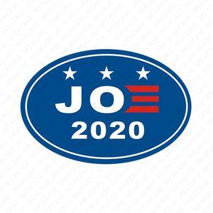 Metaller Su geçirmez Sticker SATIŞ D7207 için 2020 Joe Biden Bize Seçim Mektupları Baskılı Araç MANYETİK Sticker dolabı Magnet Uygun