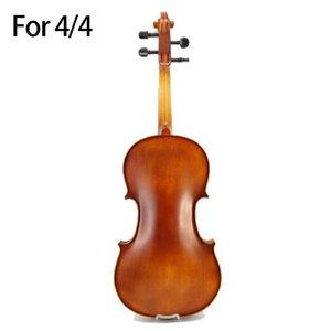 Farbe Dropship-Matte Hand Made Violine Professionelle Streichinstrumente Ahorn-Holz-Antike Violine Violino