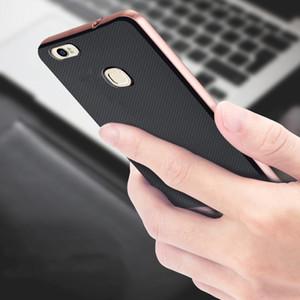 PC Frame + TPU 실리콘 백 커버 케이스 (Huawei 명예 노트 8 호화 명품 케이스) (Huawei Honor Note Note 8 장착 케이스)