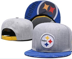 2020 Wholesale Adjustable Pittsburgh Embroidery Snapback Hats Outdoor Summer Men Basketball Caps Sun Visors Cheap Women Basketball Cap