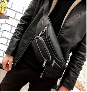Designer Stlye Bags Bag Bag Fannypack Bumbag Newest Body Shoulder Cross Famous Waist Designer Unisex Fashion Waist Cxcal
