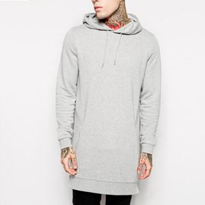 Uomini Coppie Abbigliamento casual a manica lunga estensione Fleece Hoodie Designer coulisse Pullover Velveted Felpe Hip Hop