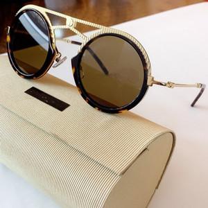 Vintage mujer de las gafas polarizadas Oro gótico de Steampunk Gafas de sol capa reflejada Círculo Ronda de gafas de sol retro Gafas Masculino de la vendimia