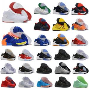 Sıcak Yeni Stil ZOOM Yunan Freak 1 Giannis Antetokounmpo GA Ben 1S İmza Basketbol Ayakkabı Ucuz GA1 Spor Sneakers Boyut 40-46