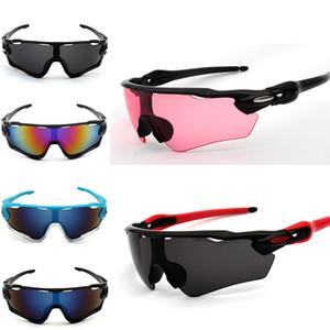 الرجال السود المرأة المقطب ييويرس الرياضة في الهواء الطلق النظارات الشمسية القيادة كول رمادي الأزياء EYE الإكسسوارات الدراجات ملون نظارات رمادي