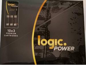 2019 Neue beste Qualität für unsere 20 27 2.4 LOGIC POWER-MINE 3X PREMIUM CARTRIDGES 10PCS / LOT FREIES VERSCHIFFEN