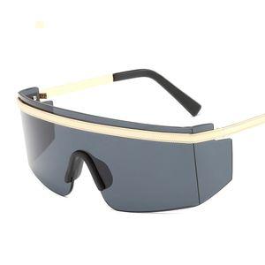 2020 New Fashion Sunglasses PC Siamese Glasses Windproof Sand Shade Sunglasses Outdoor Goggles UV400
