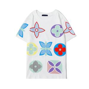 2020 Italy Tee T-Shirt Medusa Polo Shirts High Street Embroidery Garter Snakes Little Bee Printing Clothing Mens Brand Polo Shirt