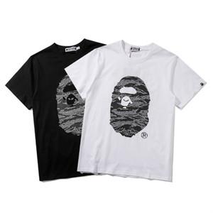 2020 Camicia 3D stampati Designer per gli uomini Maniche corte T-shirt novità Pullover Mens Abbigliamento Top Con Stampa animale maglietta M-3XL y2003
