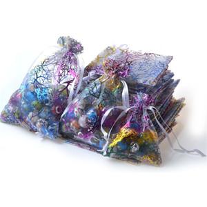 Leichte Packtasche Korallenvergoldung Rückgabe eines Grußes Größe Mix Farbe Mix Ornamente Taschen Farbe Garn Taschen Bardian 0 9la6 k1