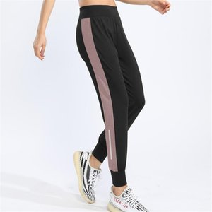 New Sports Pants Summer Women Loose Yoga Pants Sports Trousers Exercise Fitness Running Jogging Trousers Workout Sport