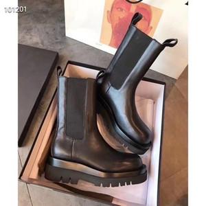 bottes courtes femmes européennes de style de luxe classique, bottes de moto de mode Bottines, à fond plat surchaussures, cuir excellente,