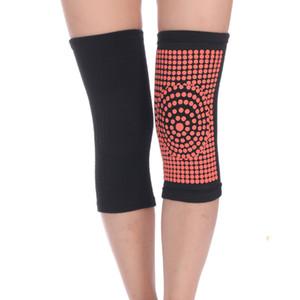 Genou protecteur de soutien 1 pcs jambe arthrite Injury Gym manches élastiqué Bandage GENOUILLÈRE Bonneterie genouillères Préchauffage gros SX0403