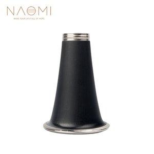 NAOMI Clarinet Bell Hard Wood Trompette en Sib Instrument à vent Pièces Accessoires Neuf