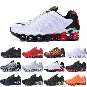 Nike Air Shox shoes Neptune Green casual shoes customs Indigo FC Barcelona Obsidian Skeleton Leather sneaker for man and Women Leisure Sneakers