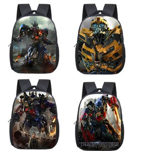 Transformers School Backpack Children 3D Cute Animal Design Backpack Boy Girl Elementary School Backpack Children Kindergarten School Bag