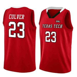 12 Ja Morant Murray State University Racers NCAA Basketball Jersey 23 Jarrett Culver 35 Kevin Texas Tech Red Durant College JERSEY