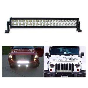 LED del motociclo luce del lavoro 6LED Bar Offroad LED Bar Spotlight 22 pollici 18W 12V 24V Per 4X4 4WD camion ATV Offroad SUV Auto Moto