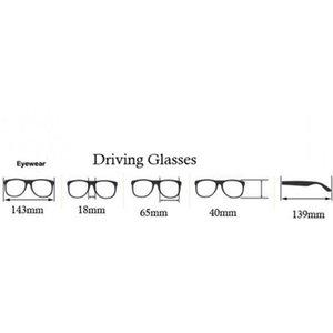 new arrive Men Polarized Driving Sunglasses Night Vision Glasses Goggles Reduce Glare