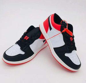 2020 1s Men Women Skateboard Shoes Fashion Brand Low Top 1s OG Casual Sports Shoes Men Women Sneakers Outdoor Dunk Shoes 36-44
