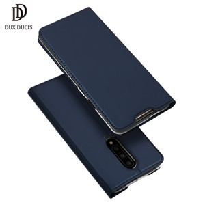 Caja de tarjeta magnética Teléfono Monedero Para OnePlus 7T 7 Pro tirón de la caja de lujo de la PU para One Plus 7pro 6T 6 5T