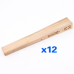 TOP!-Summer Vintage Folding Bamboo Wooden Carved Hand Fan Wedding Bridal Party