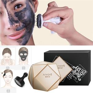 Minerali Magnetico Dead Sea Mud Mask Viso Detergente Viso Idratante Peel Off Maschera Cura Della Pelle Ridurre I Pori