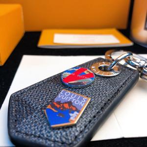 Designer chiave Fibbia di moda del progettista famoso portachiavi handmade di lusso di marca auto Portachiavi Uomo Donna pendente del sacchetto Charm nuovo arriva