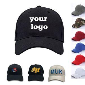 wholesale custom baseball custom logo embroidery make your design logo cap custom baseball C19011401