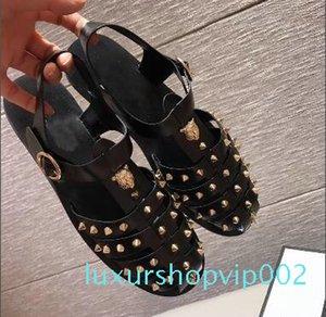 Hot Sale-Designer sandals Liu Ding decorative fashion men's shoes 38-45 factory direct sales