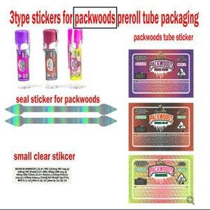 PACKWOODS DANKWOODS MOONROCK PRE-ROLL chaud sacs Gummie cerise AK-47 poinçon violet étiquette autocollants Joint Tubes d'emballage