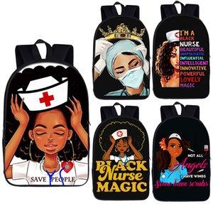 Большой черный рюкзак для подростков Мальчики ранцы Heartbeat Pattern Холст сумка мужчин Дорожная сумка Студенческого Учиться в России