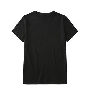 Womens Stylist t Felpa estate breve maglietta del manicotto unisex Coppia camicia di Hip casuale T-shirt in cotone Hop S-4XL