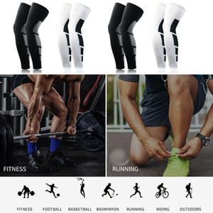 Calcetines de compresión Rodilla Medias muslo de la pierna de apoyo de la manga para los hombres de las mujeres