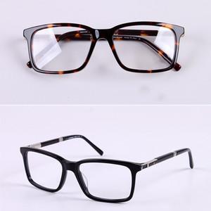 MB ماركة الرجال النظارات البصرية الإطار MB0489 إطارات النظارات للرجال الذهب والفضة السلحفاة قصر النظر نظارات نظارات مع الحالة الأصلية