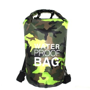 Multi-Function Sports Outdoors Camping Cycling Fishing Waterproof Bag Dry Bags Roll Top Sack B2Cshop